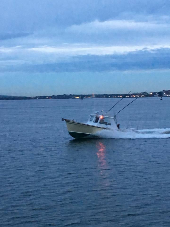 The boat boston fishing charters for Fishing boat trips