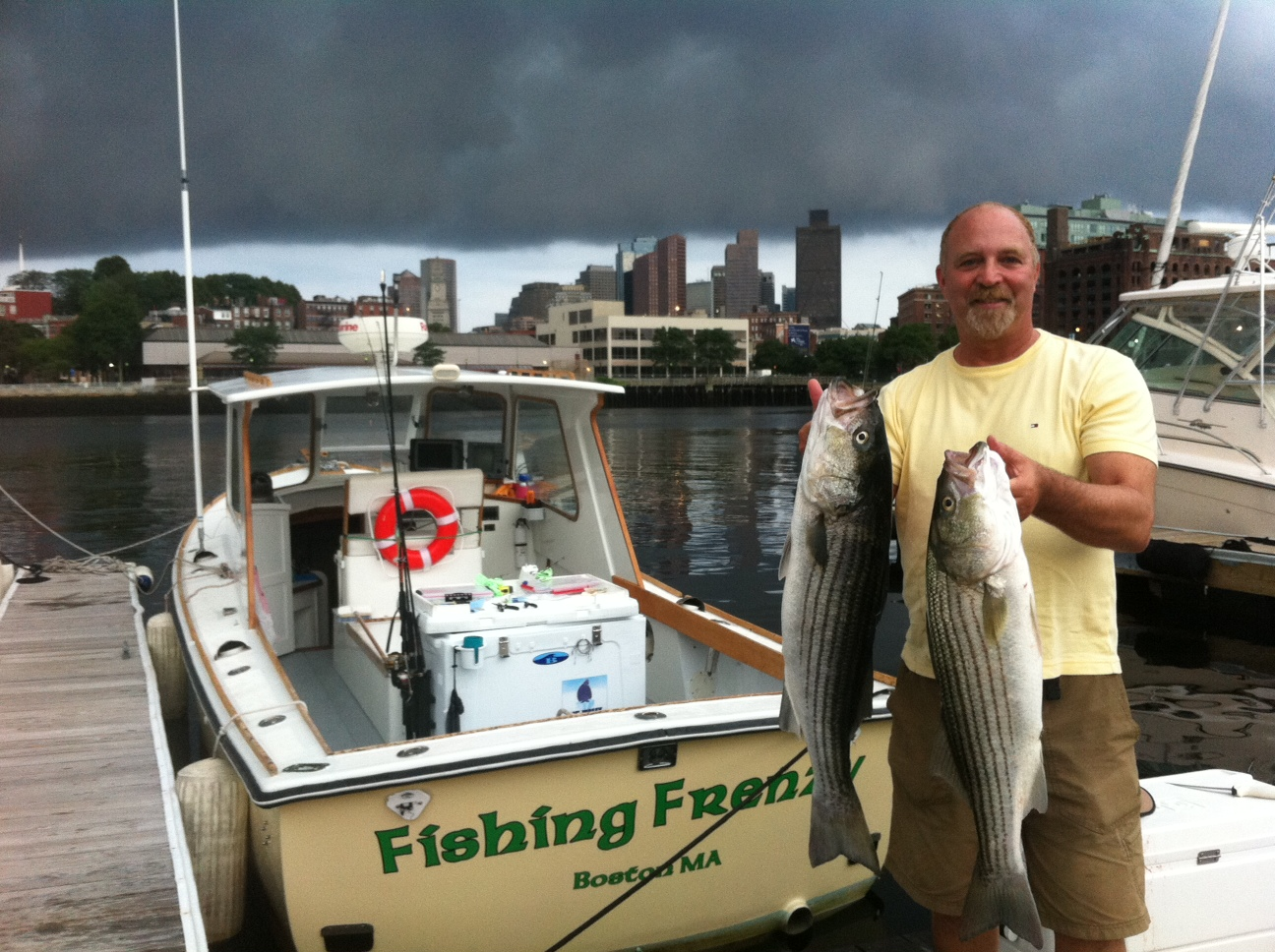 Boston fishing charters boston fishing charters for Boston fishing charters