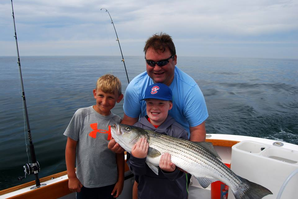 Fishing trips boston fishing charters for Boston fishing charters