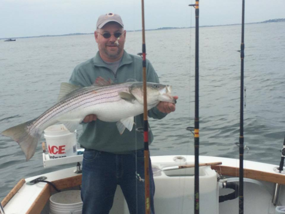 Mid season report boston fishing charters for Boston fishing charters