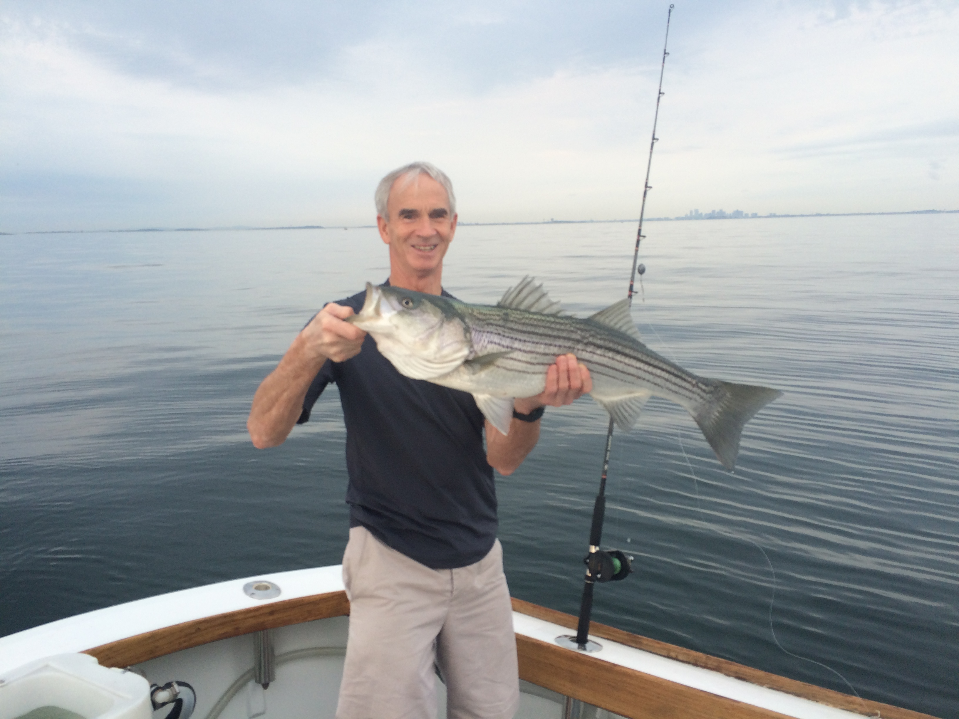 September 2015 boston fishing charters for Boston fishing charters