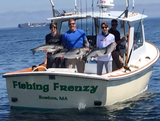 Boston fishing charters for Boston fishing charters
